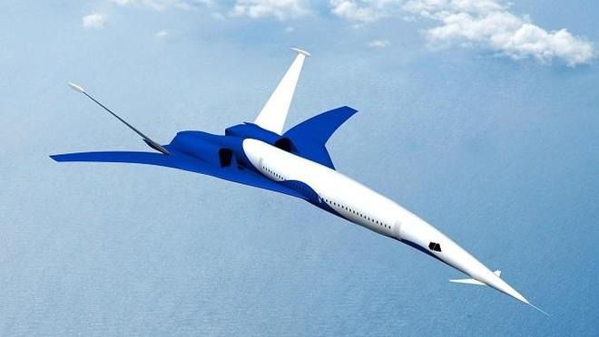 Nga - UAE hợp tác phát triển máy bay chở khách siêu thanh ảnh 1