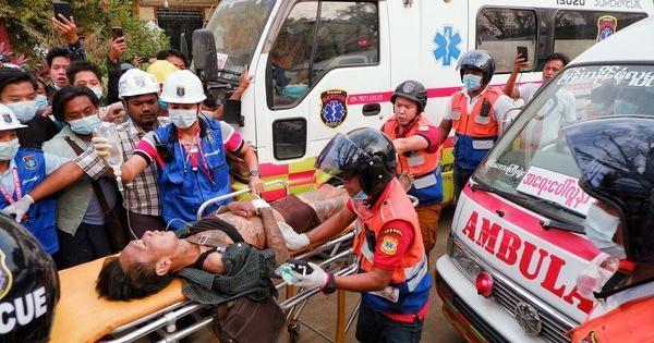 Phương Tây tăng cường áp lực lên chính quyền quân sự Myanmar ảnh 1