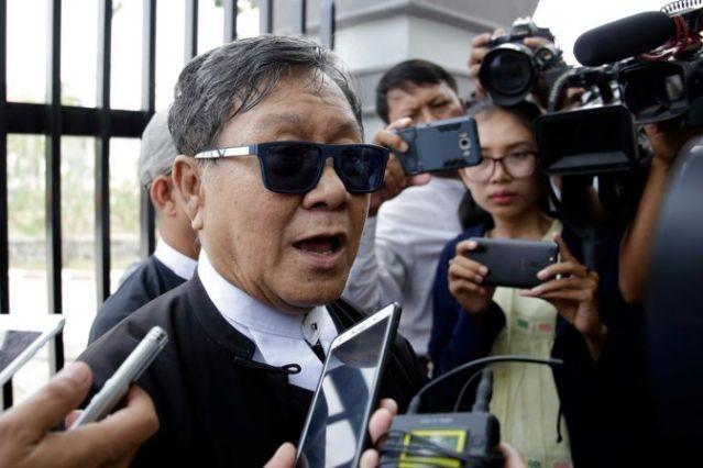 Luật sư của bà Aung San Suu Kyi quyết tâm giành chiến thắng ảnh 1