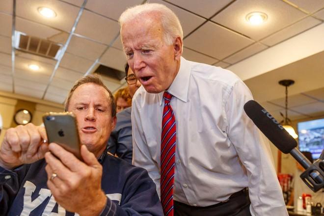 Ông Joe Biden xây dựng chuỗi cung ứng không phụ thuộc Trung Quốc ảnh 1