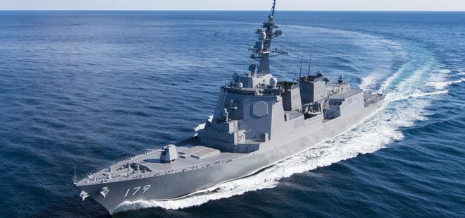 Nhật Bản cân nhắc triển khai tàu chiến đến quần đảo Senkaku ảnh 1