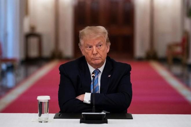 Tòa án Tối cao Mỹ bác khiếu nại bầu cử cuối cùng của ông Donald Trump ảnh 1