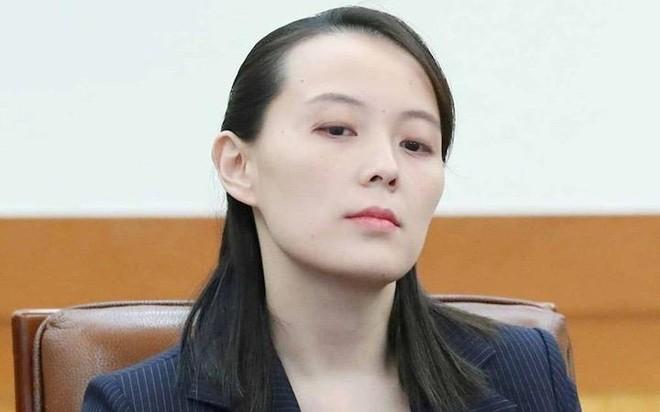 Em gái ông Kim Jong-un lên tiếng cảnh báo Mỹ ảnh 1