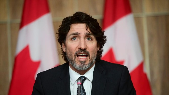 Thủ tướng Trudeau phản ứng gay gắt khi Trung Quốc xử kín công dân Canada ảnh 1