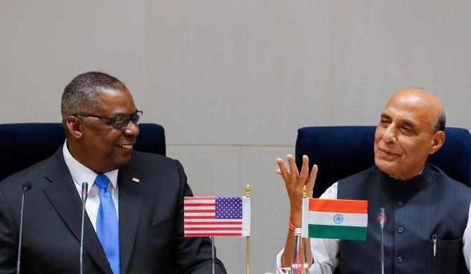 Mỹ đề nghị Ấn Độ tránh xa vũ khí Nga ảnh 1