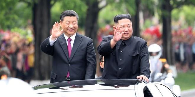 Trung Quốc - Triều Tiên tuyên bố thắt chặt mối quan hệ ảnh 1