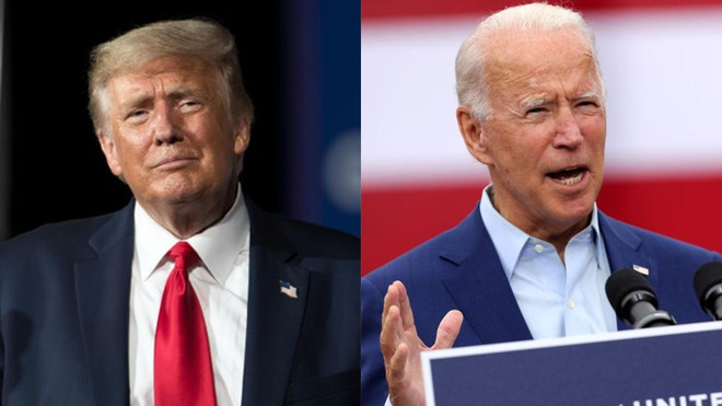 Ông Donald Trump tiết lộ nội dung bức thư gửi cho Tổng thống Joe Biden ảnh 1
