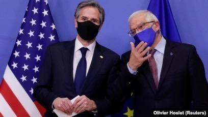 Mỹ - EU kết hợp ứng phó thách thức từ Nga, Trung Quốc ảnh 1