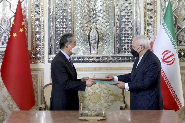 Iran và Trung Quốc kí thỏa thuận hợp tác chiến lược kéo dài 25 năm ảnh 1
