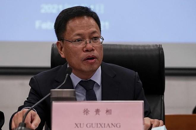 Trung Quốc kêu gọi các công ty nước ngoài không tham gia vào chính trị ảnh 1