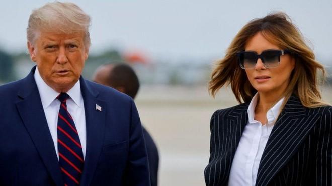 """Ông Donald Trump ra mắt trang mạng về """"Tổng thống Mỹ thứ 45"""" ảnh 1"""