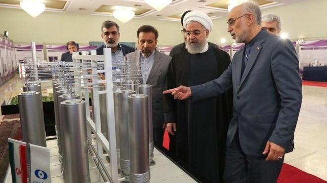 Iran tuyên bố đã làm giàu 50kg uranium ở mức 20% ảnh 1