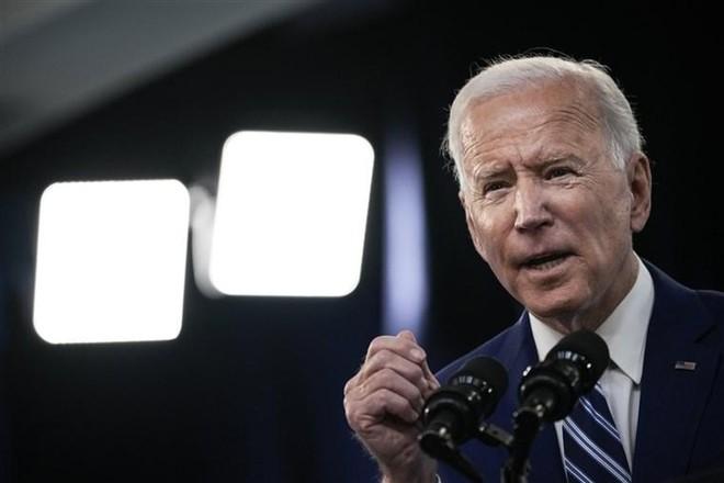 Quyết định rút quân khỏi Afghanistan của ông Joe Biden vấp phải nhiều sự phản đối ảnh 1