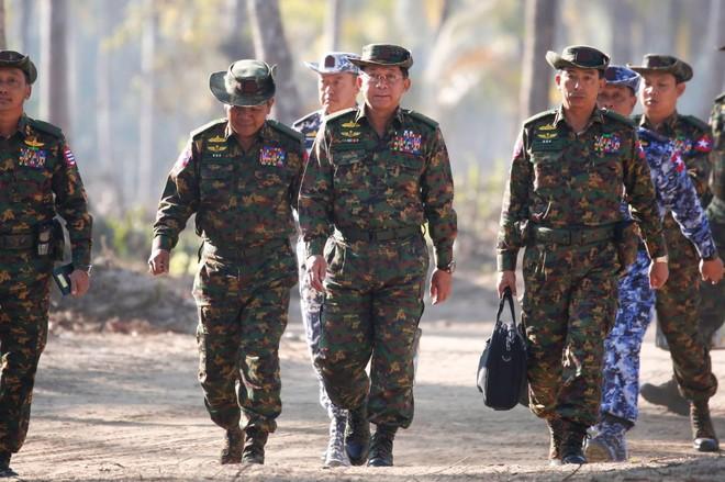 Nga cảnh báo phương Tây không trừng phạt quân đội Myanmar ảnh 1