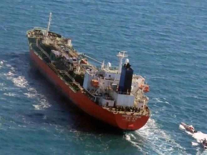 Iran thả tự do cho tàu hàng và thuyền trưởng Hàn Quốc ảnh 1