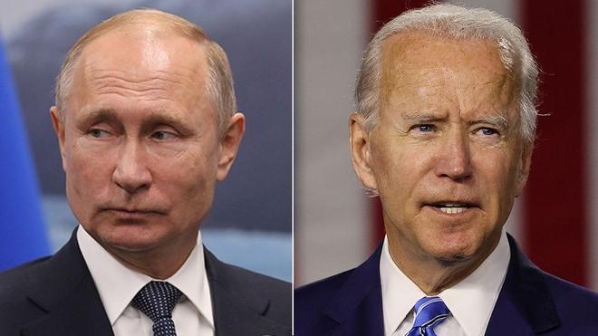 Tổng thống Joe Biden đề xuất hội nghị thượng đỉnh với ông Putin ảnh 1