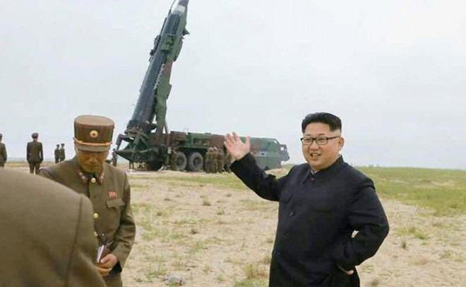 Tình báo Mỹ cảnh báo Triều Tiên chuẩn bị thử nghiệm hạt nhân ảnh 1