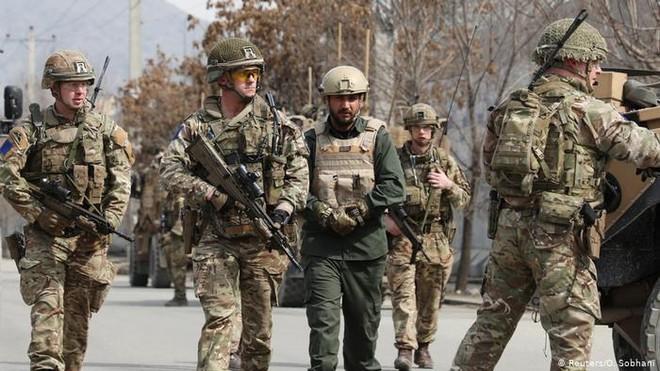 Tổng thống Joe Biden rút hết lính Mỹ khỏi Afghanistan vào ngày 11-9 ảnh 1
