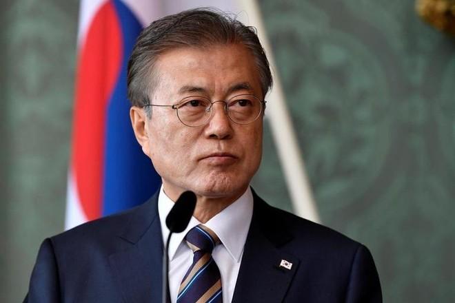 Tổng thống Hàn Quốc cải tổ sâu rộng nội các ảnh 1