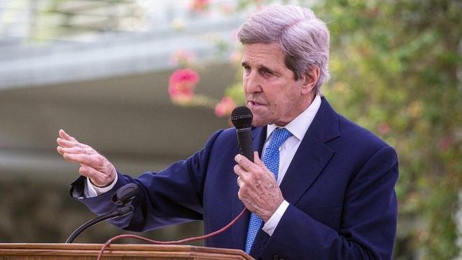 Mỹ - Trung Quốc cam kết cùng hành động chống lại biến đổi khí hậu ảnh 1
