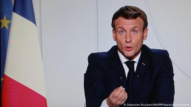 """Tổng thống Pháp kêu gọi đặt ra """"ranh giới đỏ"""" rõ ràng với Nga ảnh 1"""