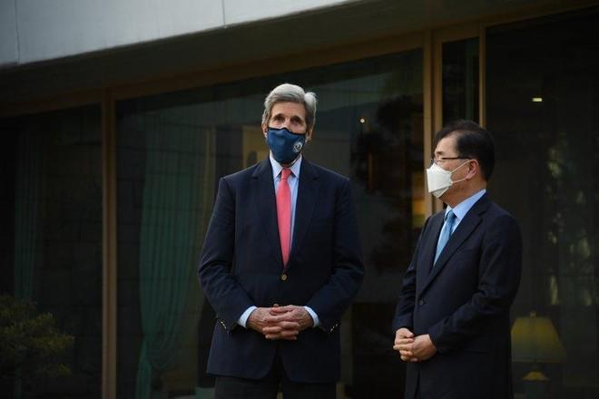 Mỹ - Hàn Quốc bất đồng trong vấn đề xả thải của Nhật Bản ảnh 1