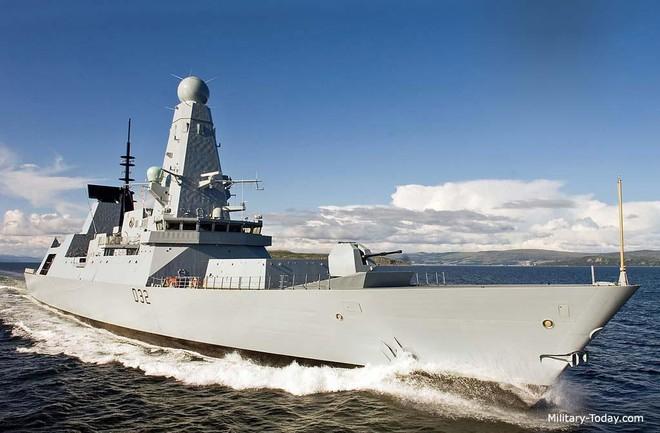 Hải quân Anh sẽ triển khai tàu chiến tới biển Đen ảnh 1