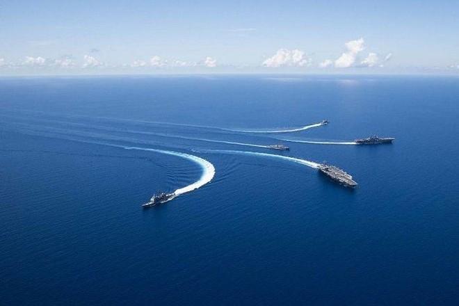 EU đề ra kế hoạch tăng cường hiện diện tại Ấn Độ - Thái Bình Dương ảnh 1