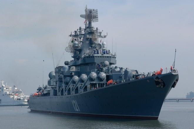 Hải quân Nga tập trận rầm rộ tại biển Đen ảnh 1