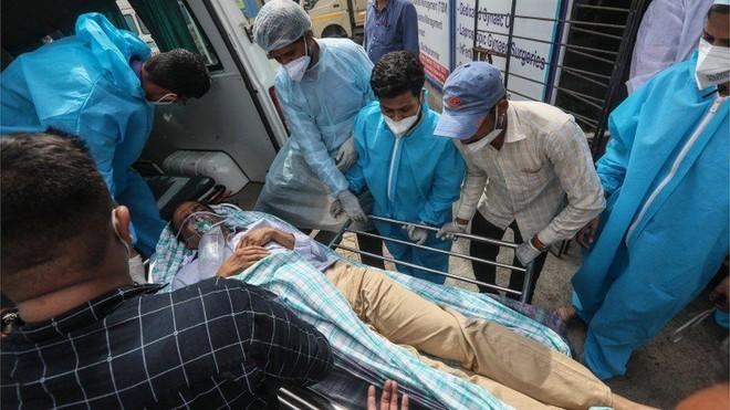 Ấn Độ ghi nhận số ca nhiễm mới Covid-19 nhiều nhất thế giới ảnh 1