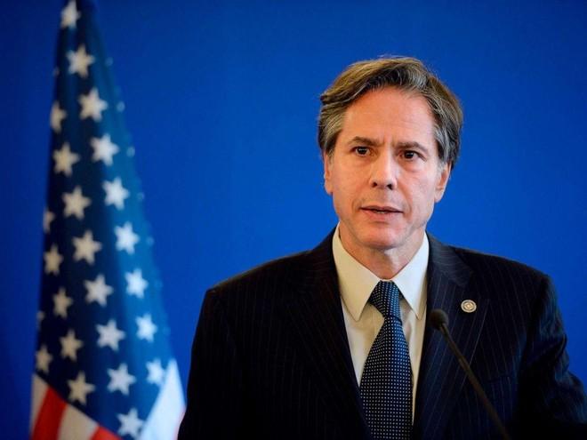 Ngoại trưởng Mỹ cam kết giúp Ấn Độ chống dịch Covid-19 ảnh 1