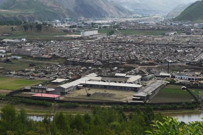 Triều Tiên xây khu chế xuất gần biên giới Trung Quốc ảnh 1