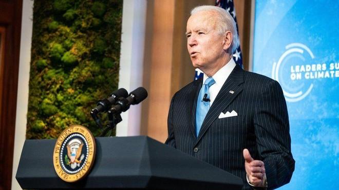 Tổng thống Joe Biden ủng hộ quyền tự vệ của Israel ảnh 1