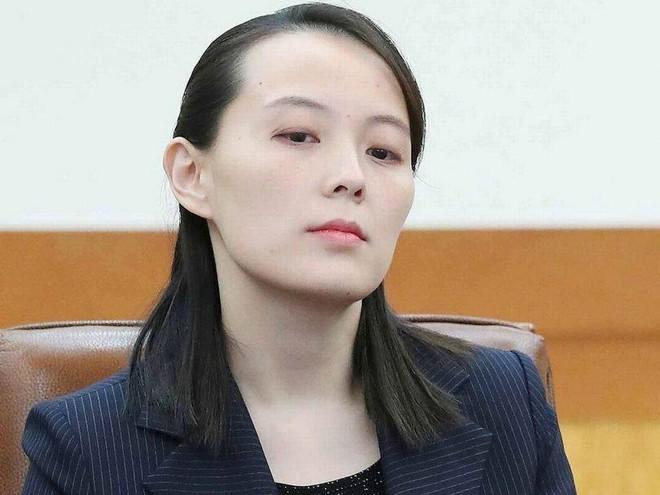 Em gái ông Kim Jong-un lên tiếng chỉ trích Hàn Quốc ảnh 1