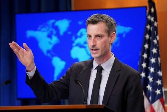 Mỹ bác tin đạt được thỏa thuận trao đổi tù nhân với Iran ảnh 1