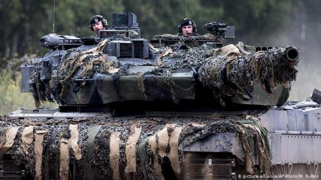 NATO triển khai tập trận quân sự quy mô lớn Steadfast Defender 2021 ảnh 1