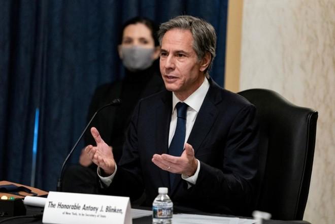 Ngoại trưởng Mỹ cam kết hỗ trợ phổ biến vaccine chống Covid-19 ảnh 1