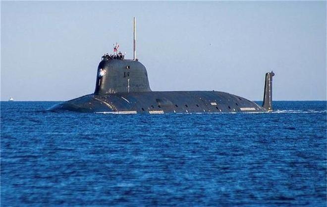 Nga chính thức biên chế tàu ngầm Kazan lớp Yasen-M hiện đại ảnh 1