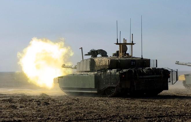 Anh chi 1 tỉ USD nâng cấp xe tăng chiến đấu Challenger ảnh 1