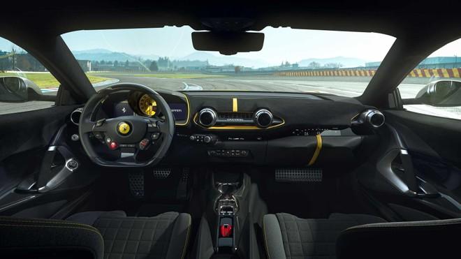 [ẢNH] Siêu xe Ferrari 812 Competizione được bán sạch chỉ trong vài ngày ảnh 5