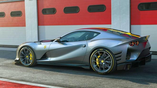 [ẢNH] Siêu xe Ferrari 812 Competizione được bán sạch chỉ trong vài ngày ảnh 2