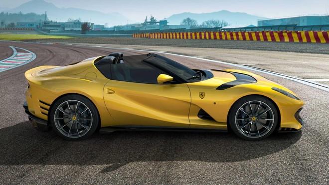 [ẢNH] Siêu xe Ferrari 812 Competizione được bán sạch chỉ trong vài ngày ảnh 4