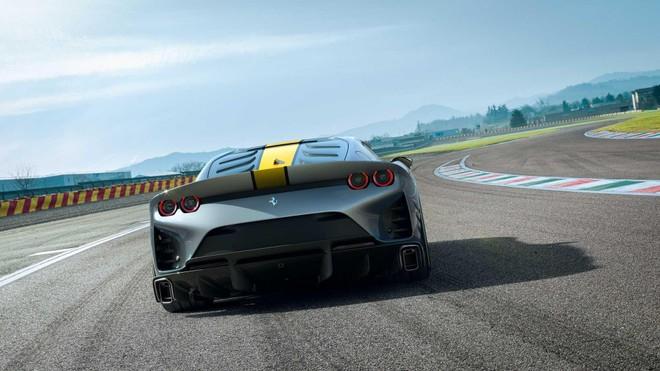 [ẢNH] Siêu xe Ferrari 812 Competizione được bán sạch chỉ trong vài ngày ảnh 7