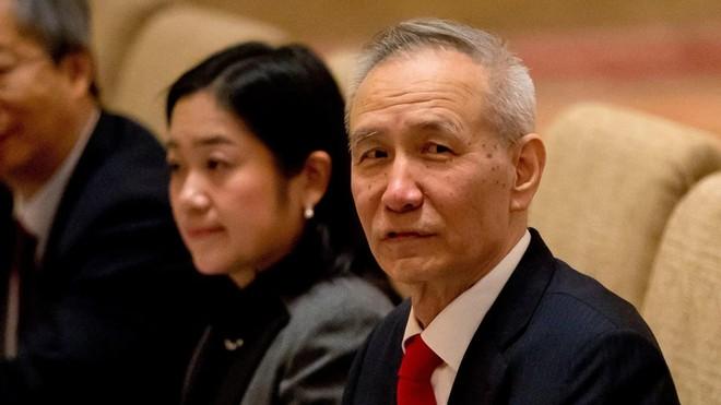 Báo Mỹ: Bắc Kinh có thể thay thế trưởng đoàn đàm phán thương mại với Washington ảnh 1