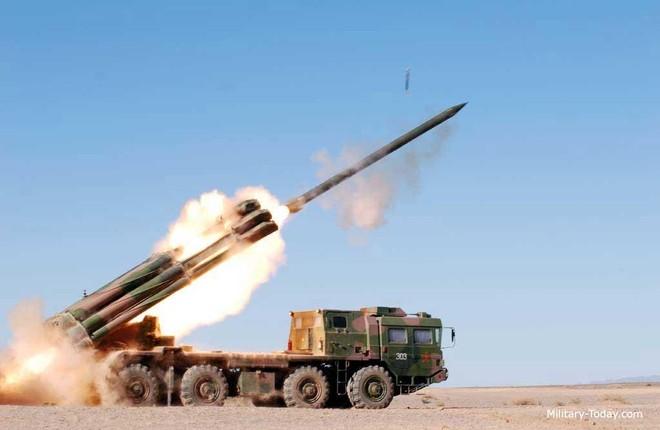 [ẢNH] Trung Quốc triển khai hệ thống rocket phóng loạt PHL-03 đến gần biên giới Ấn Độ ảnh 8