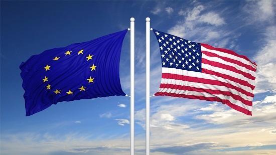 """Mỹ - EU ngừng """"ăn miếng trả miếng"""" trong thương mại ảnh 1"""