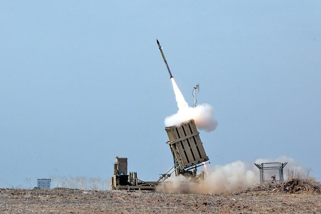 """Mỹ hứa cung cấp thêm hệ thống tên lửa phòng không """"Vòm Sắt"""" cho Israel ảnh 1"""