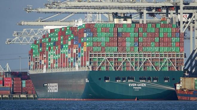 Chủ tàu Ever Given cáo buộc cơ quan quản lý kênh Suez gây ra sự cố tàu mắc cạn ảnh 1