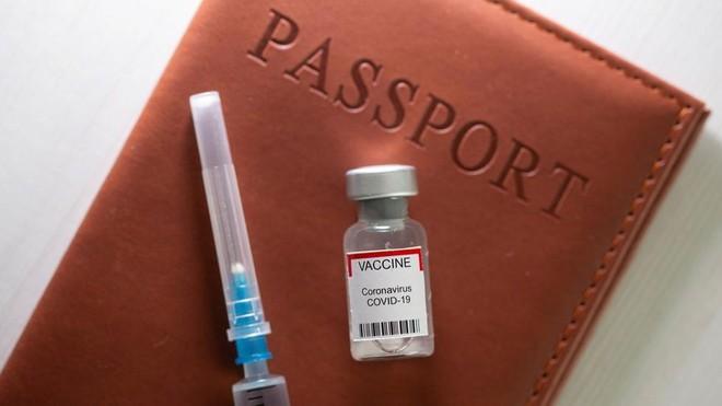 Các nước EU bắt đầu ban hành hộ chiếu vaccine ảnh 1