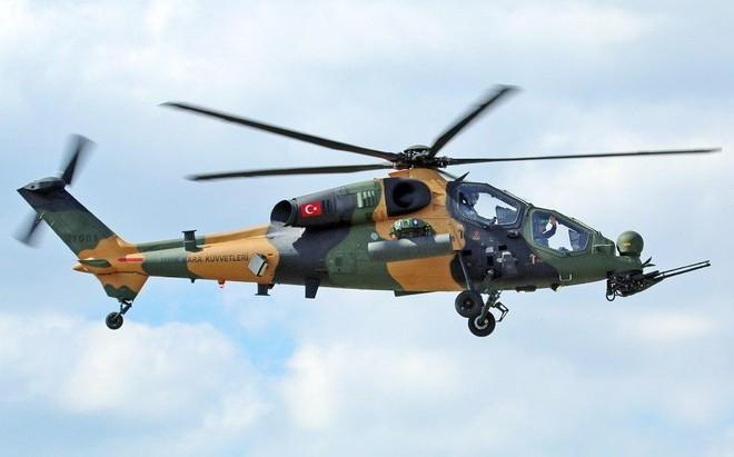 Mỹ cho phép Thổ Nhĩ Kỳ bán trực thăng T129 cho Philippines ảnh 1